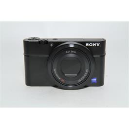 Used Sony RX100 Compact Camera thumbnail