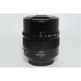 Used Panasonic 42.5mm f1.2 Nocticron thumbnail