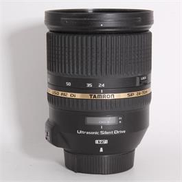 Used Tamron 24-70mm F/2.8 Di VC - Nikon thumbnail