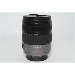 Used Panasonic 14-140mm f4-5.8 MEGA OIS thumbnail