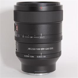 Used Sony 100mm f/2.8 STF GM OSS (FE) thumbnail