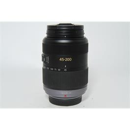 Used Panasonic 45-200mm f4-5.6 Mega OIS thumbnail