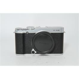 Fujifilm Used Fuji X-A2 Body Silver Thumbnail Image 0