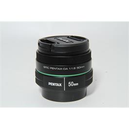 Used Pentax DA 50mm f1.8 Lens thumbnail