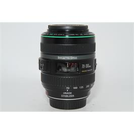 Used Canon 70-300mm f4.5-5.6 DO IS USM thumbnail
