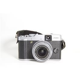 Used Fujifilm X20 Silver thumbnail