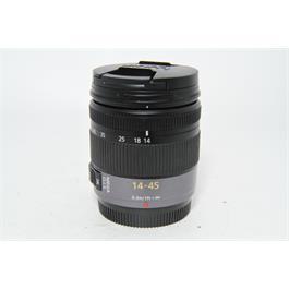 Used Panasonic 14-45mm f3.5-5.6 Lens thumbnail