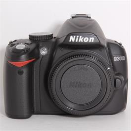 Used Nikon D3000 Body thumbnail