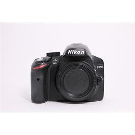 Used Nikon D3200 body thumbnail