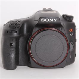 Used Sony A57 Body thumbnail