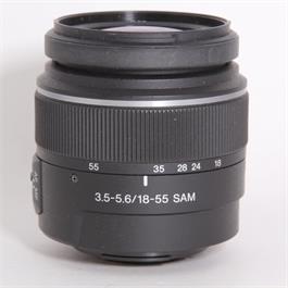 Used Sony 18-55mm f/3.5-5.6 SAM thumbnail