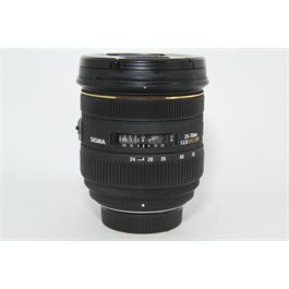 Used Sigma 24-70mm f/2.8  Lens Nikon Fit thumbnail