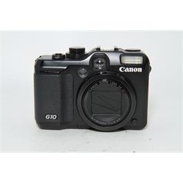 Used Canon G10 Compact Camera thumbnail