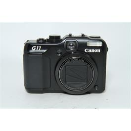 Used Canon G11 Compact Camera thumbnail