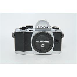Used Olympus E-M10 Body Silver thumbnail
