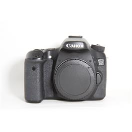 Used Canon EOS 70D Body thumbnail