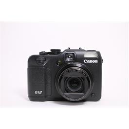 Used Canon G12 thumbnail
