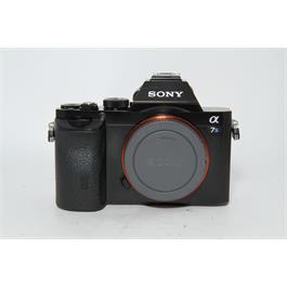 Used Sony A7S Body thumbnail