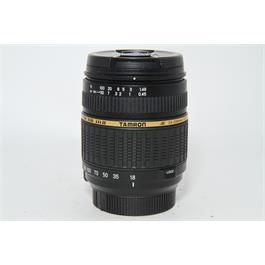 Used Tamron XR 18-200mm Lens Nikon Fit thumbnail