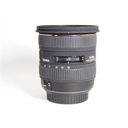 Used Sigma 10-20mm F/4-5.6 EX DC HSM Canon thumbnail
