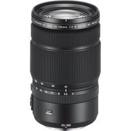 Fujifilm GF 45-100mm f/4 R LM OIS WR Lens  thumbnail