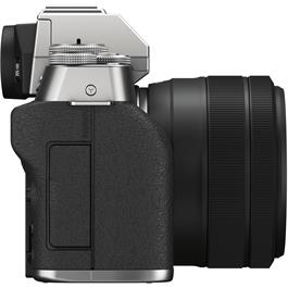 Fujifilm X-T200 Mirrorless Camera With 15-45mm XC Lens Kit Silver Thumbnail Image 2