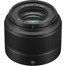 Fujifilm XC 35mm f/2 Prime Lens Black thumbnail