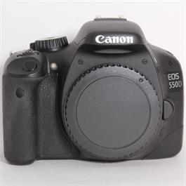 Used Canon 550D Body thumbnail