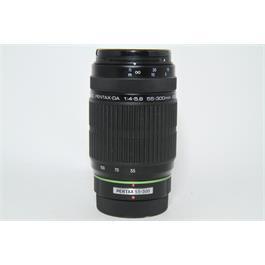 Used Pentax 55-300mm f4-5.8ED Lens thumbnail