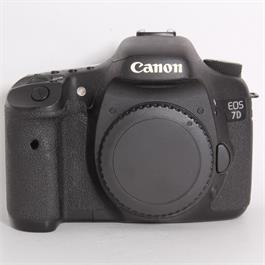 Used Canon 7D Body thumbnail