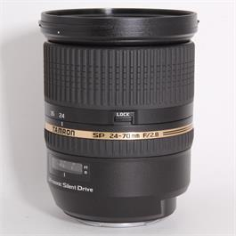 Used Tamron 24-70mm f/2.8 DI USD - Sony A Mount thumbnail