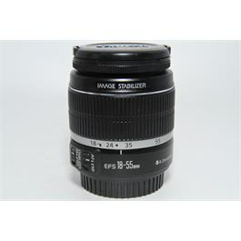 Used Canon 18-55mm f3.5-5.6 IS Lens thumbnail