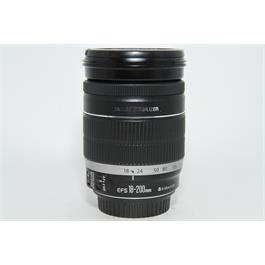 Used Canon EF-s 18-200mm F/3.5-5.6 IS thumbnail