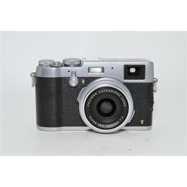 Fujifilm Used Fuji X100T SCompact Camera Silver thumbnail