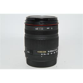 Used Sigma 18-200MM Lens Canon EF-s Fit thumbnail