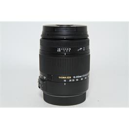 Used Sigma 18-250MM Lens Canon Fit thumbnail