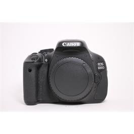 Used Canon EOS 600D thumbnail