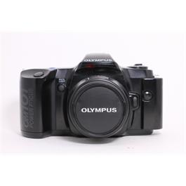 Used Olympus OM101 Power Focus with 50mm thumbnail