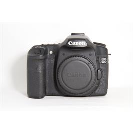 Used Canon EOS 50D Body thumbnail