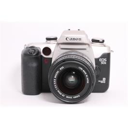 Used Canon EOS 50e 35mm film camera thumbnail