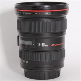 Used Canon 17-40mm f/4L USM thumbnail