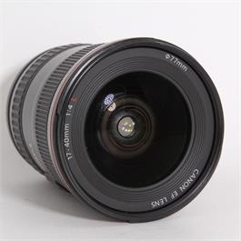 Used Canon 17-40mm f/4L USM Thumbnail Image 1