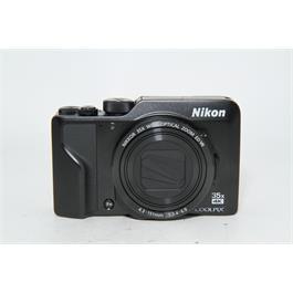 Used Nikon A1000 Compact Camera Black thumbnail