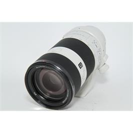 Used Sony FE 70-200mm f4 G OSS Lens thumbnail