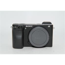 Used Sony A6300 Body thumbnail