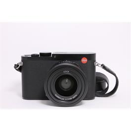 Used Leica Q Typ 116 black  thumbnail