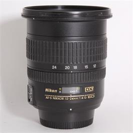 Used Nikon 12-24mm f/4G thumbnail