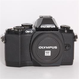 Used Olympus E-M10 Body thumbnail