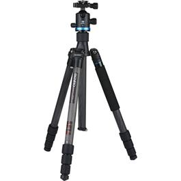 Benro iFoto Series 2 4-Section Carbon Fibre Tripod Kit thumbnail