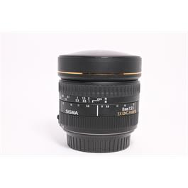 Used Sigma 8mm F/3.5 Canon fit thumbnail